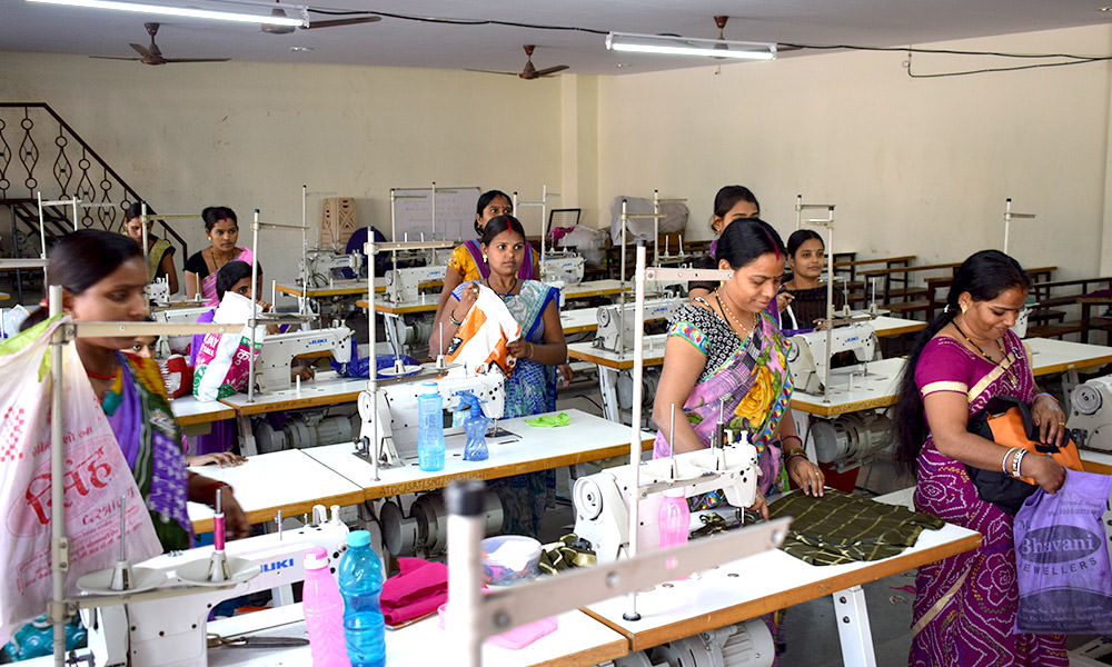 SEWING VOCATIONAL PROGRAM